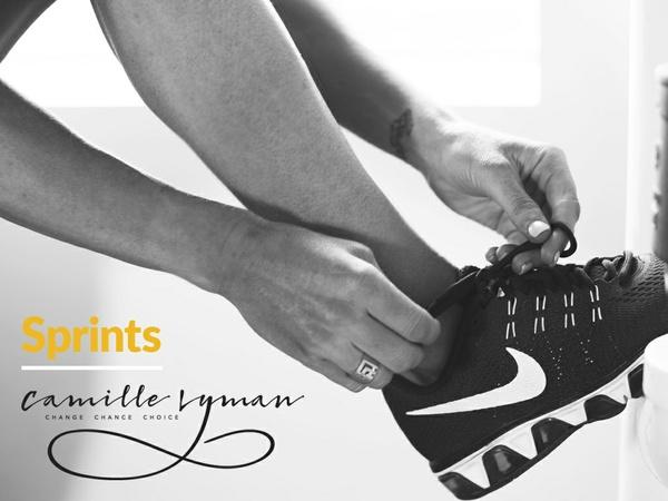 Camille Lyman's SPRINTS E-Book