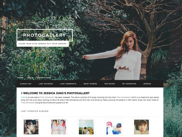 Coppermine / Premium Theme #04