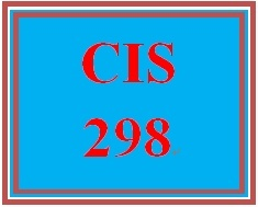CIS 298 Week 3 Individual Designing an IT Operation