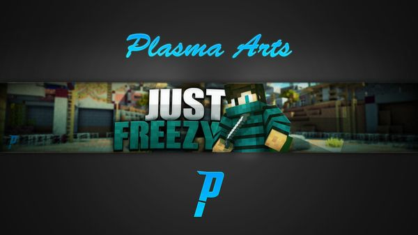 Youtube Banner (Minecraft)