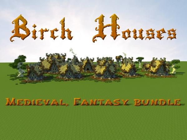 Bundle: Birch Houses