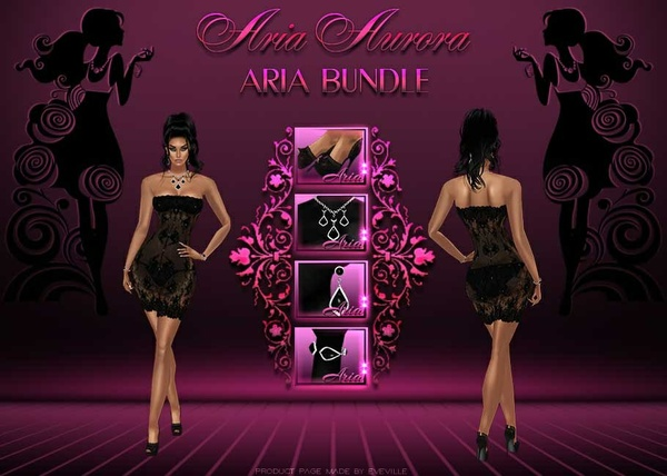 Aria Bundle/AP&GA, NO Resell!!