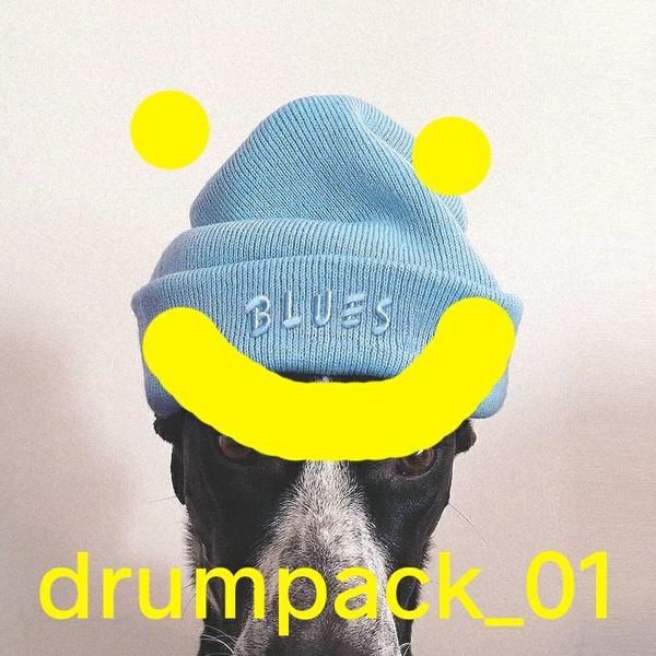 @blues lofi hiphop/boombap drumpack_01