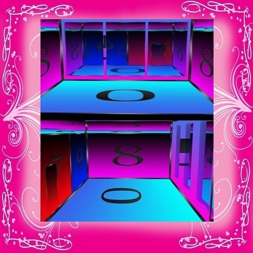 Mirror Room Mesh