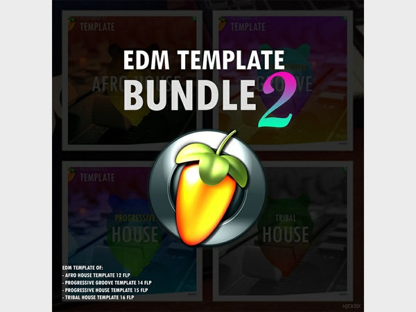 EDM TEMPLATE - FLP BUNDLE 2