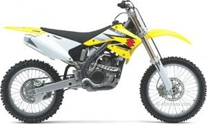 SUZUKI RM250 MOTORCYCLE SERVICE REPAIR MANUAL