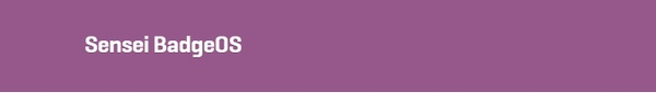 Woocommerce Sensei BadgeOS 1.0.4 Plugin