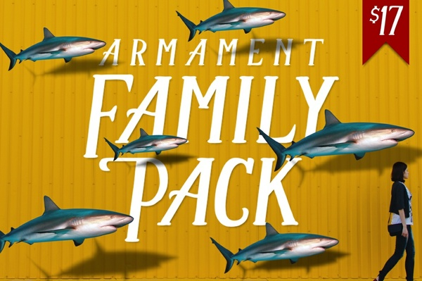 Armament Family Pack