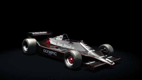 Formula 79 for Assetto Corsa