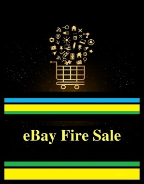 eBay Fire Sale