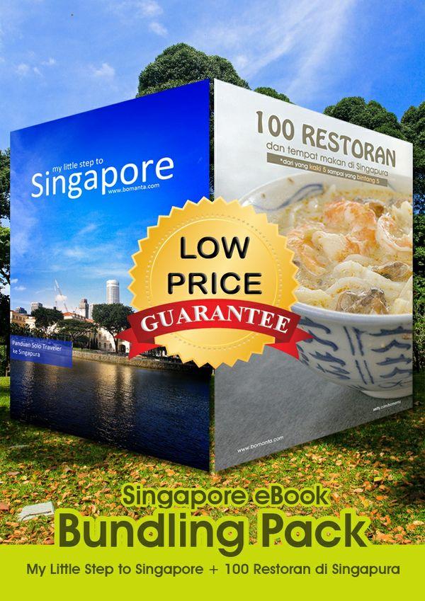 Singapore Ebook Bundling Pack