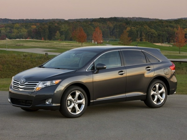 2009-2011 Toyota Venza OEM Factory Service and Repair Manual