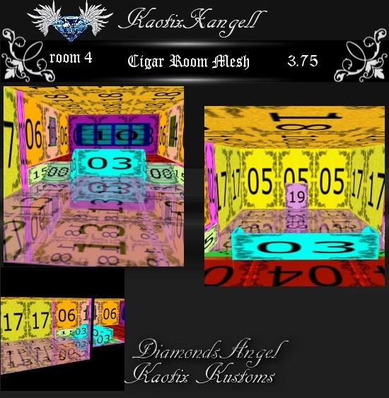 Cigar Room Mesh -room 4
