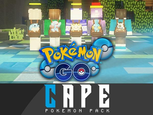 FREE Pokemon Cape Pack by BaumBlau