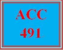 ACC 491 Week 2 Textbook Assignment