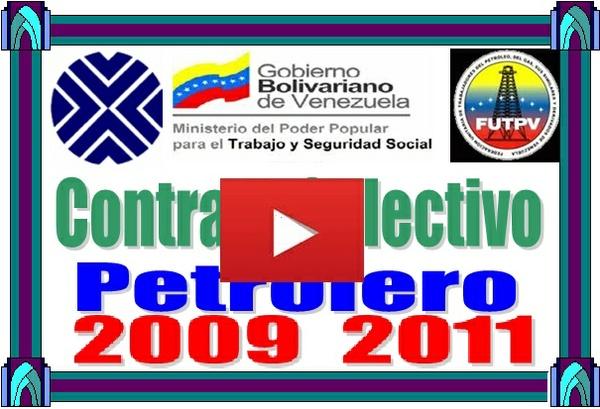 Contrato Colectivo Petrolero 2009-2011