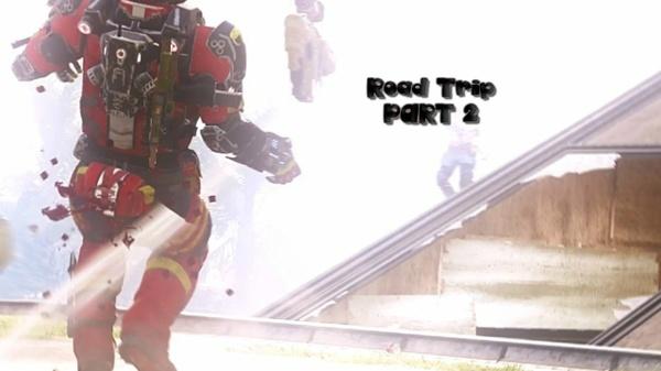 Sony vegas PF: Road Trip [PART II]