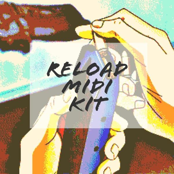 Reload Midi Kit Free Demo