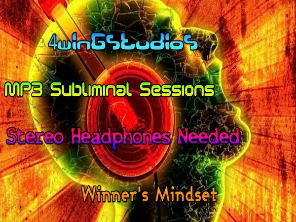 Winner's Mindset MP3 Subliminal Session