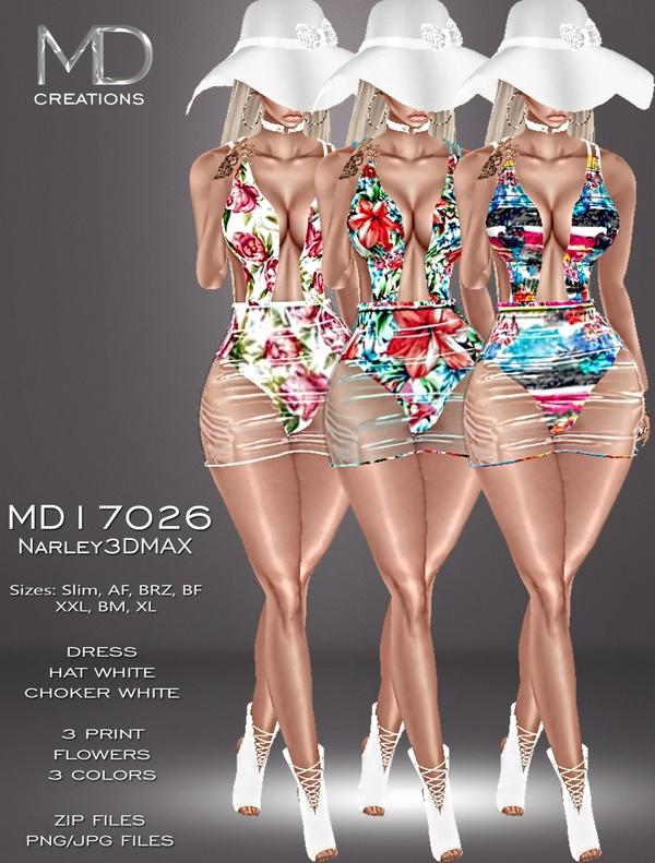 MD17026 - Narley3DMAX
