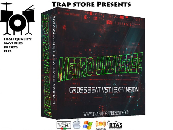 Trap Store Presents - METRO UNIVERSE GROSS BEAT EXPANSION
