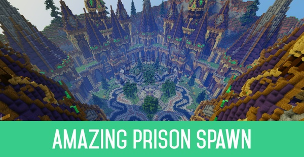 Amazing Prison Spawn