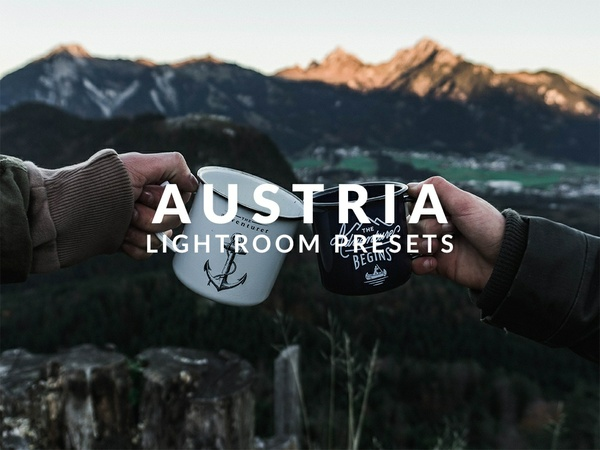 AUSTRIA - Lightroom Presets