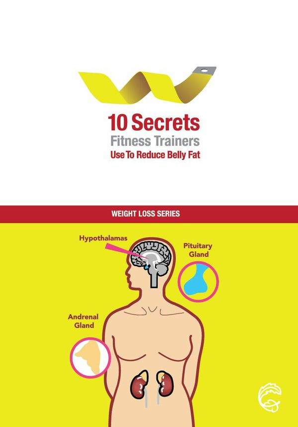 10 Secrets Fitness Trainers Use To Reduce Belly Fat