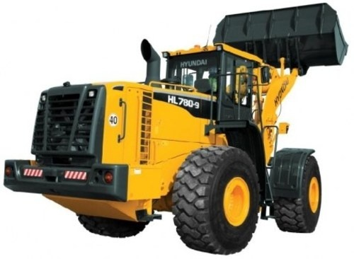 HYUNDAI HL780-9S WHEEL LOADER SERVICE REPAIR MANUAL