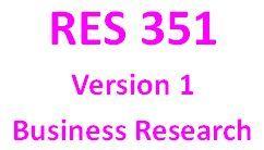 RES 351 Week 5 DQs