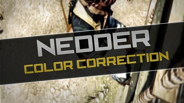 Nedder Color Correction