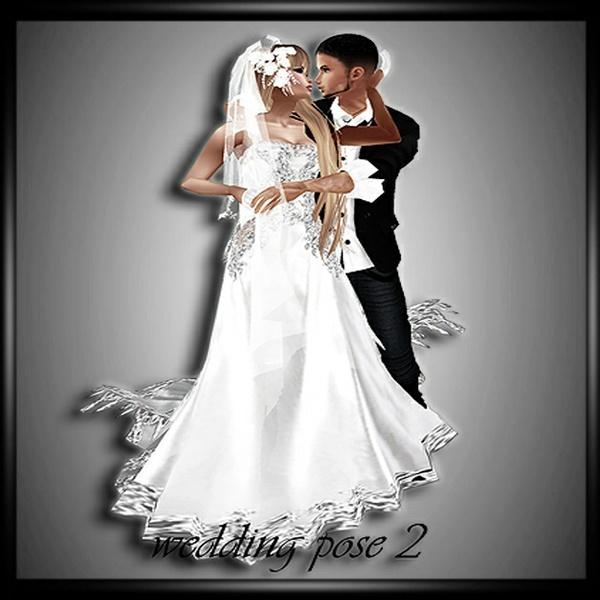 WEDDING POSE 2