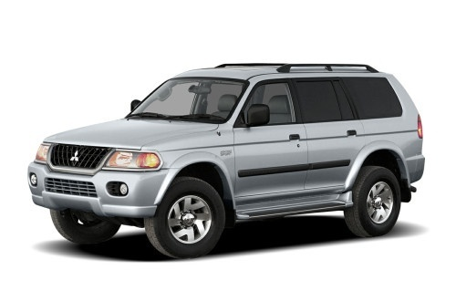 Mitsubishi Montero Sport 2004 Repair Manual