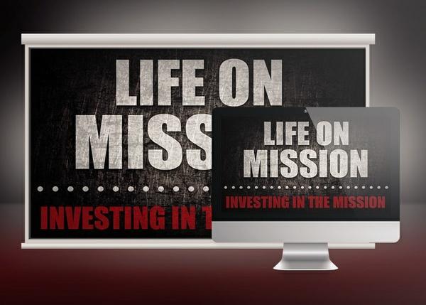 Mission Church Slide - Photoshop