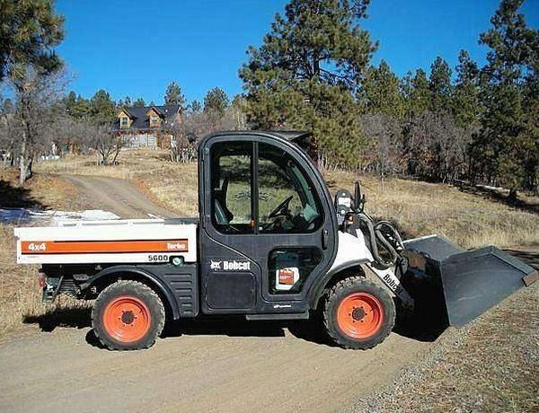 Bobcat Toolcat 5600 Utility Work Machine Service Repair Manual DOWNLOAD (S/N 520511001 & Above)