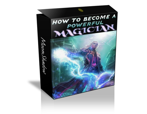 HOW TO BECOME A POWERFUL MAGICIAN•With Power Sigils