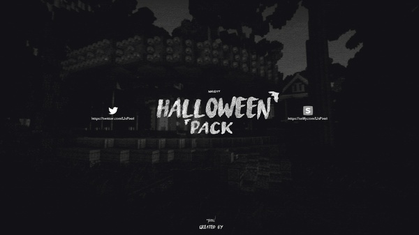 Halloween Pack » Model Pack