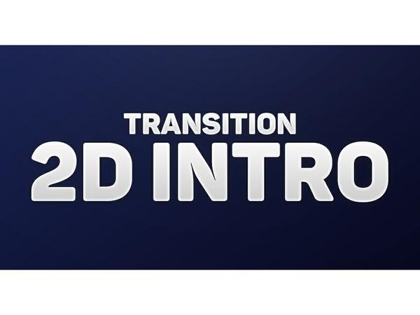 2D Transition Intro