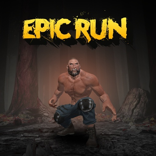 Epic Run - Buildbox Game + Template