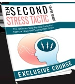 Ten Second Stress Tactic