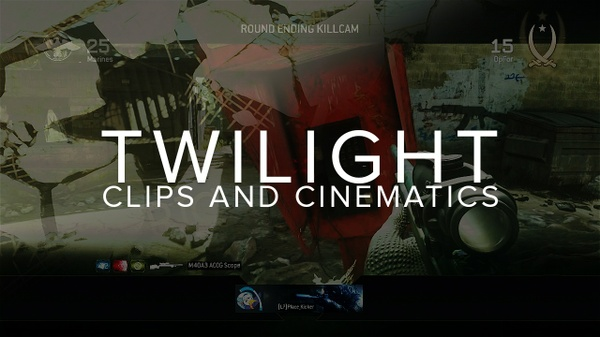 TWILIGHT - Clips & Cinematics