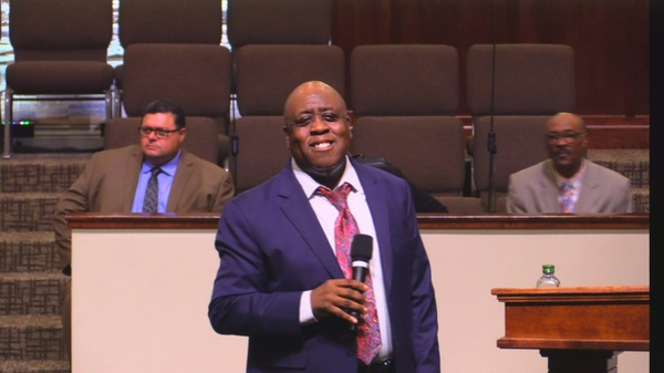 "Pastor Sam Emory 12-11-16am "" The Hidden Word "" MP4"