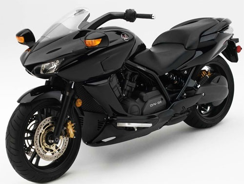 2009 Honda DN-01 NSA700A Motorcycle Factory Service Manual