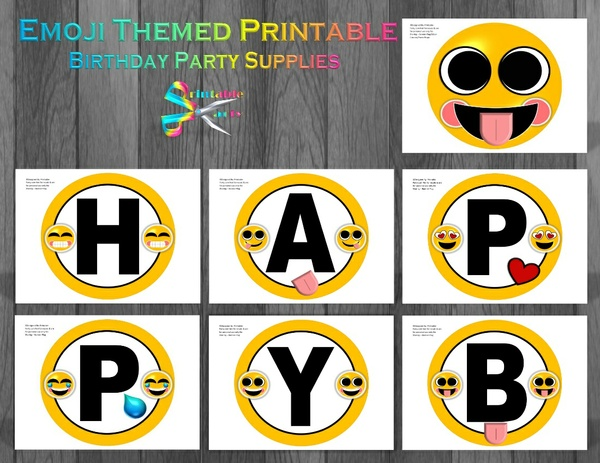 Emoji-Printable-Birthday-Party-Supplies