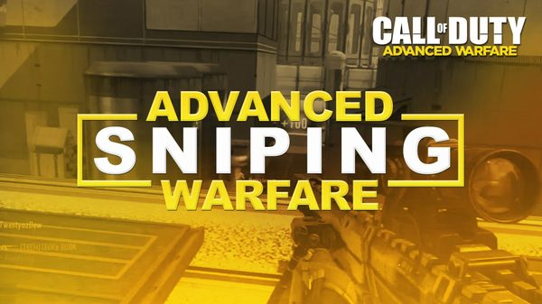 Advanced Warfare Sniping Thumbnail (PSD)