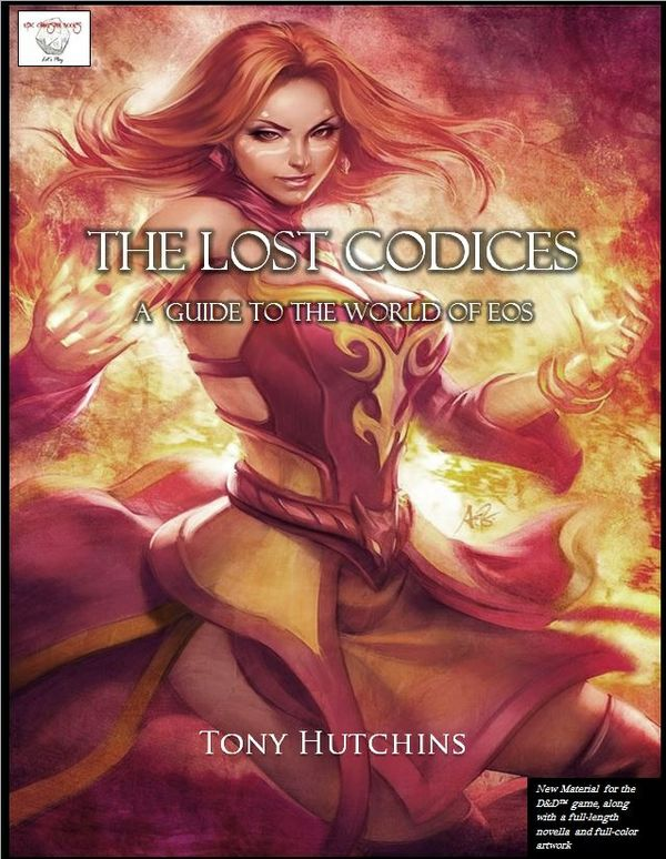The Lost Codices: A Guide to the World of Eos