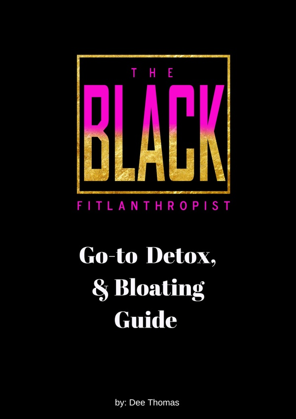 The Go-To Detox and Bloating Guide