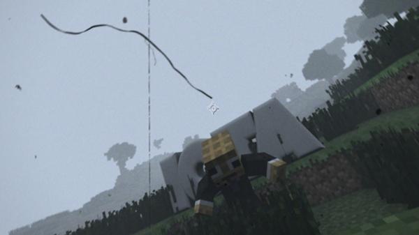 Minecraft Stormy animated intro!