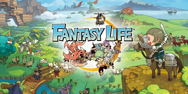 Fantasy Life Piano Collections (MIDI files)