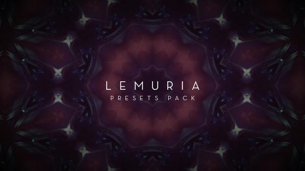 Lemuria Presets Pack